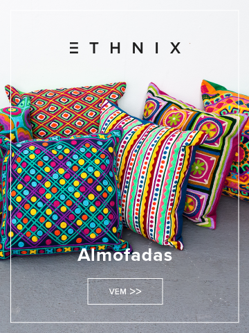 Ethnix - Almofadas