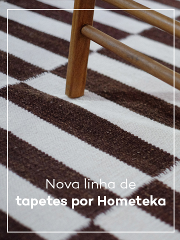 tapetes Kilim e Hand-tufted