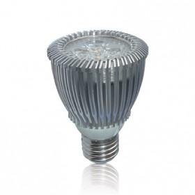 Lâmpada LED Fuji Cinza