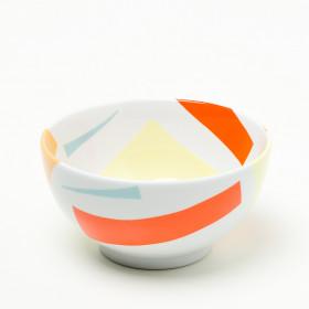 Bowl em Porcelana Grande - Coleção Cores De Tarsila