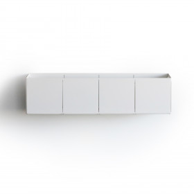 Cachepô Modular em Aço Block