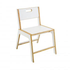 Cadeira de Jantar Infantil em Madeira Lis