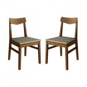 Par de Cadeiras Loop