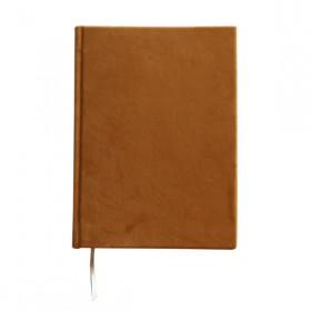 Caderno Veludo G Retrato