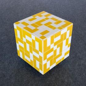 Cubo Blocks Amarelo