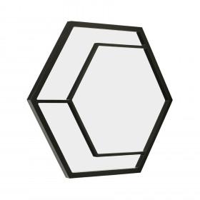 Espelho Cristal Hexagonal Exodeco