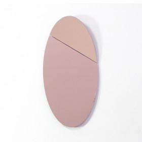 Espelho Oval Relativo Bronze