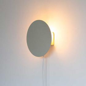 Luminária de Parede Arandela Orb Off-white