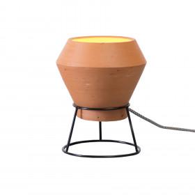 Luminária de Mesa em Terracota São João - Modelo 01