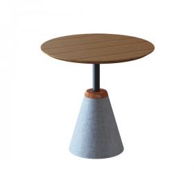 Mesa em Madeira Plural (80cm)