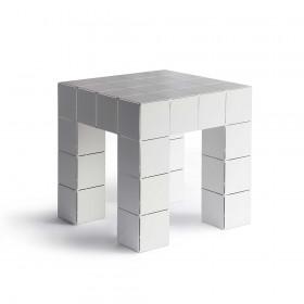 Mesinha em Aço Block