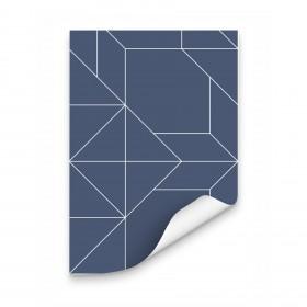 Papel de Parede Non-woven Modelo Azulejo