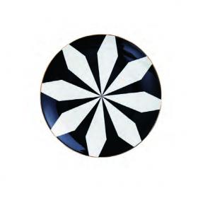 Prato Decorativo em Cerâmica Cata-vento