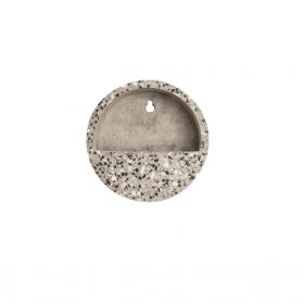Terrário de Parede em Cimento Areia Granilite