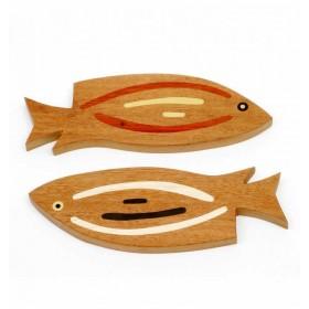 Descanso Peixes (par)