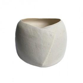 Vaso de Cerâmica Bojo Origami