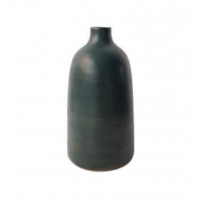 Vaso Garrafa Verde Petróleo
