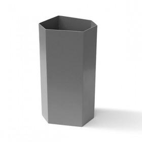 Vaso Gema de Aço