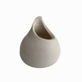Vaso em Cerâmica Gota