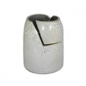 Vaso de Cerâmica Recortado