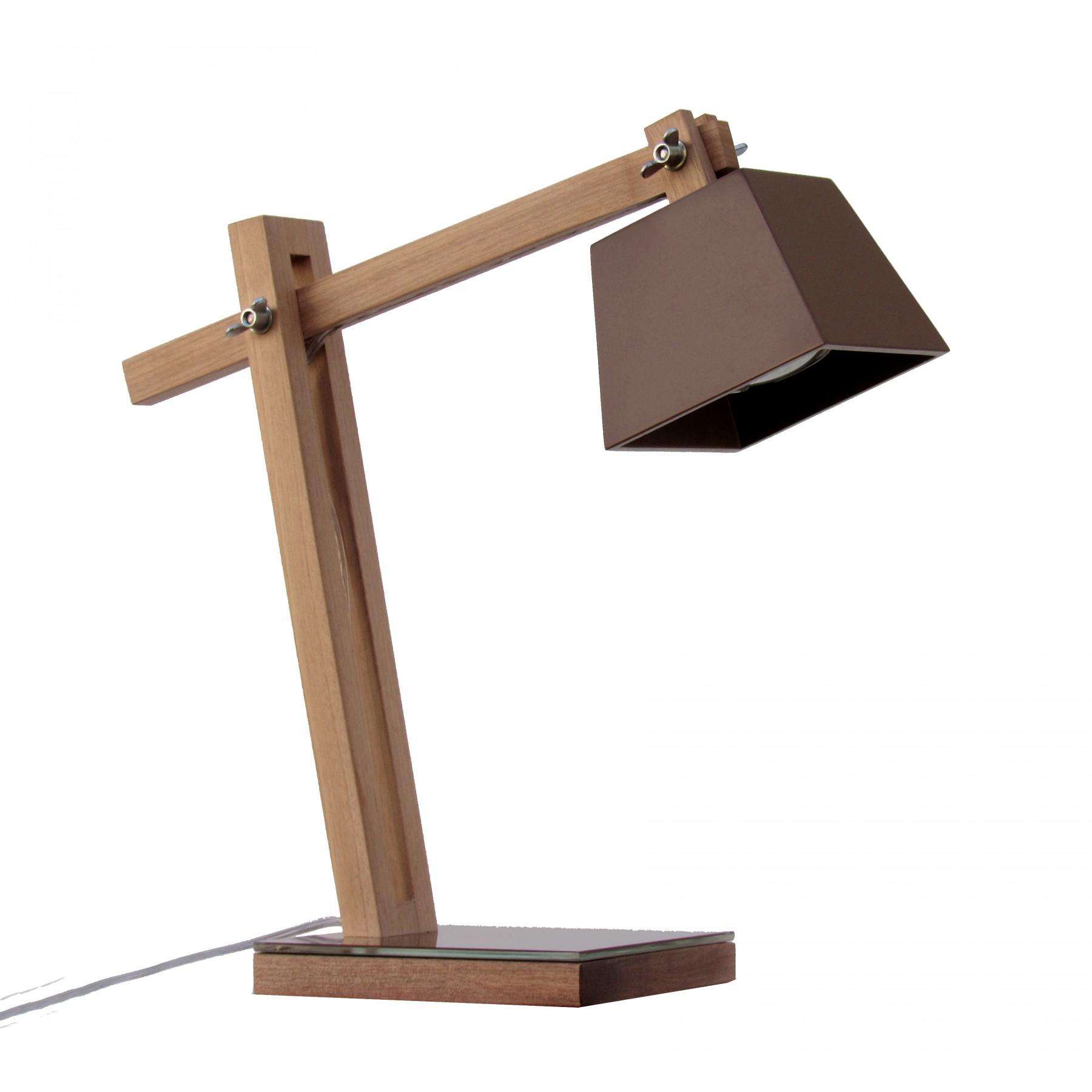 Luminária de Mesa Lume Jequitibá