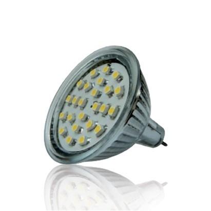 Lâmpada LED 1W Etna Cinza