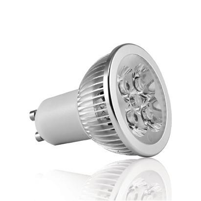 Lâmpada LED Etna5W Cinza