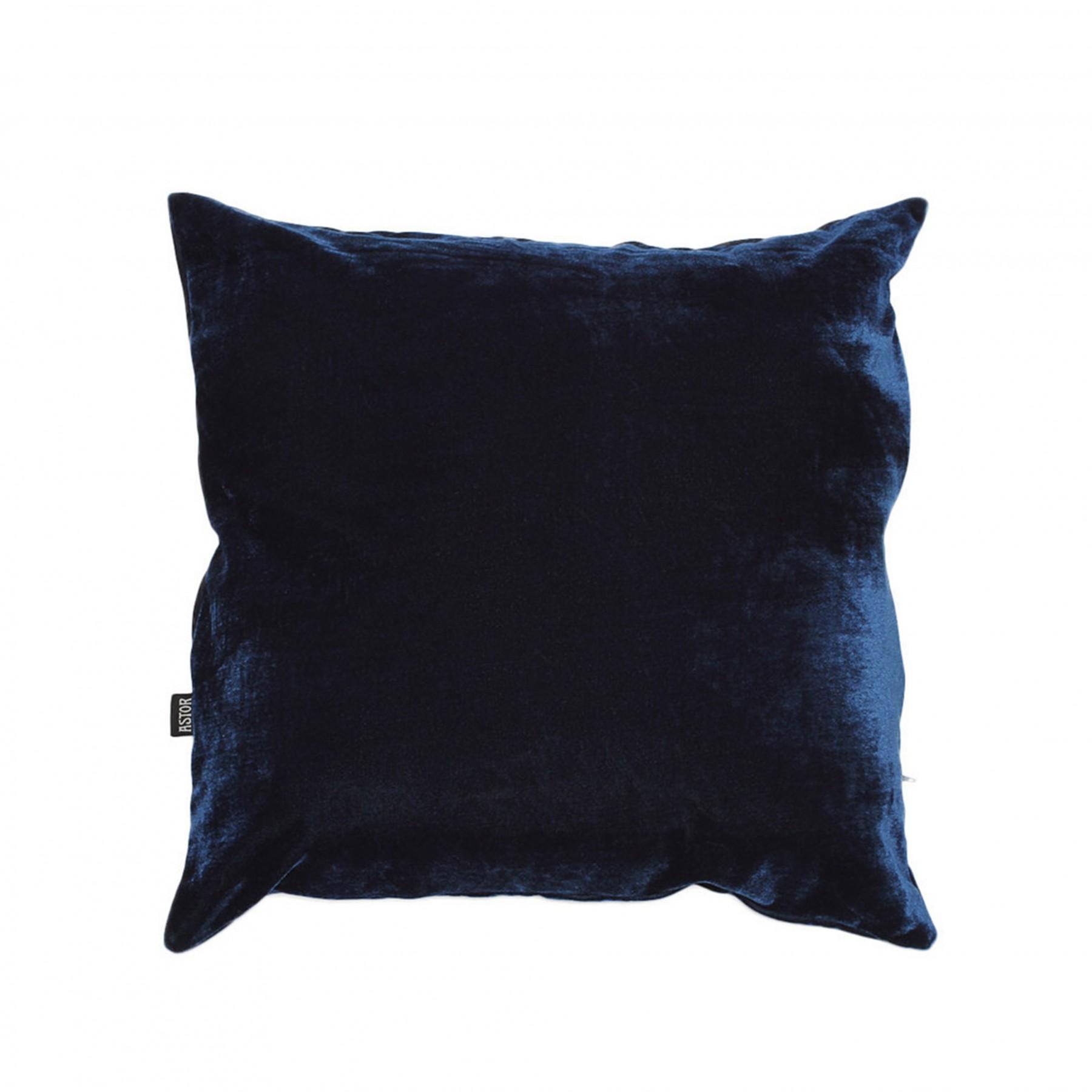 Capa de Almofada Blue Velvet