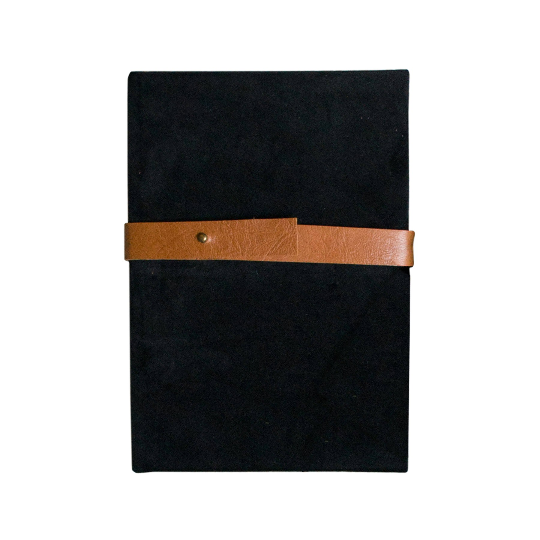 Caderno Veludo P