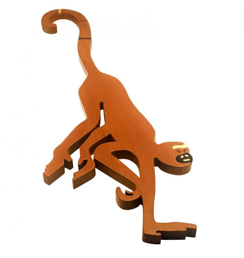 Recorte Macaco Vertical