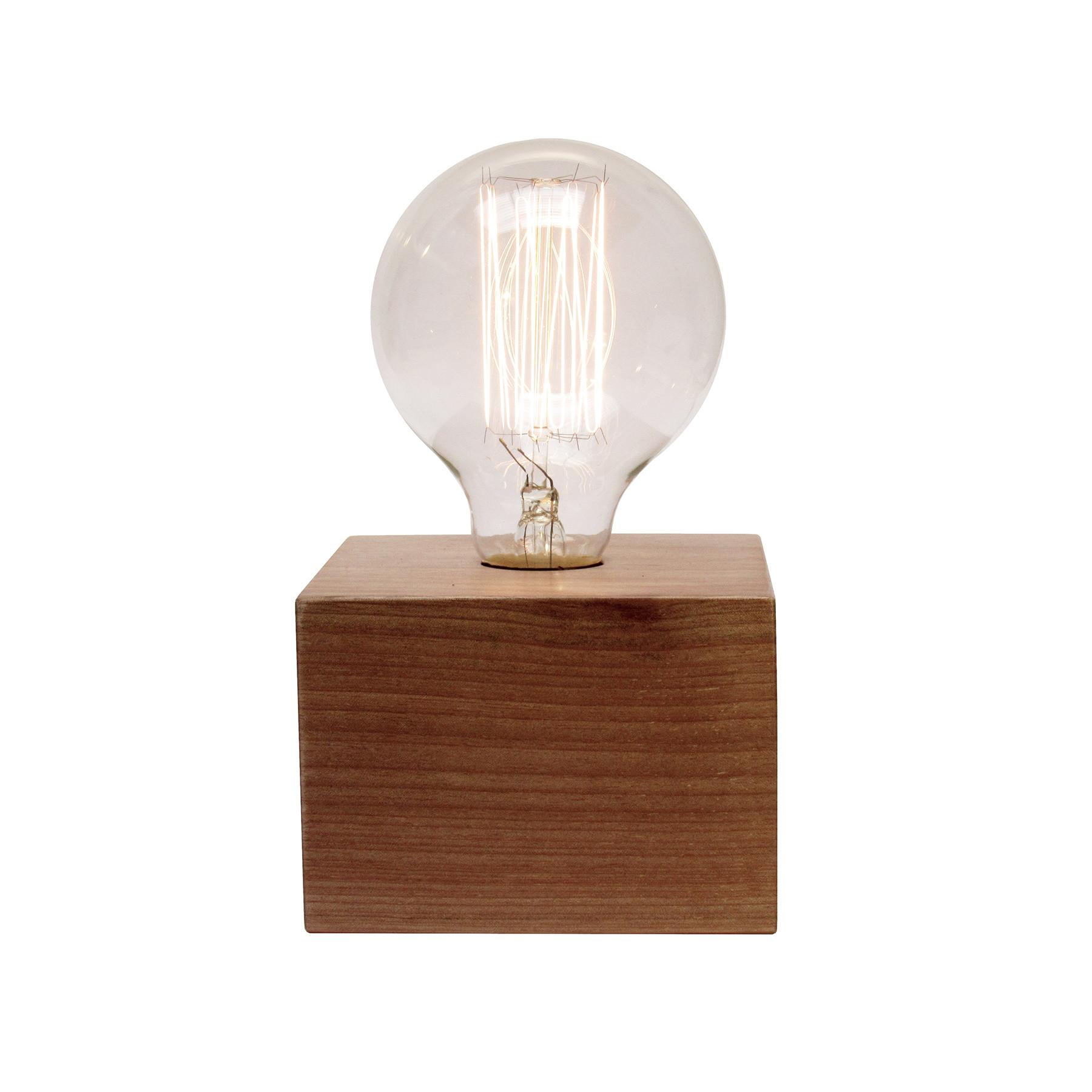 Luminária de Mesa Tokinho - Fio Preto