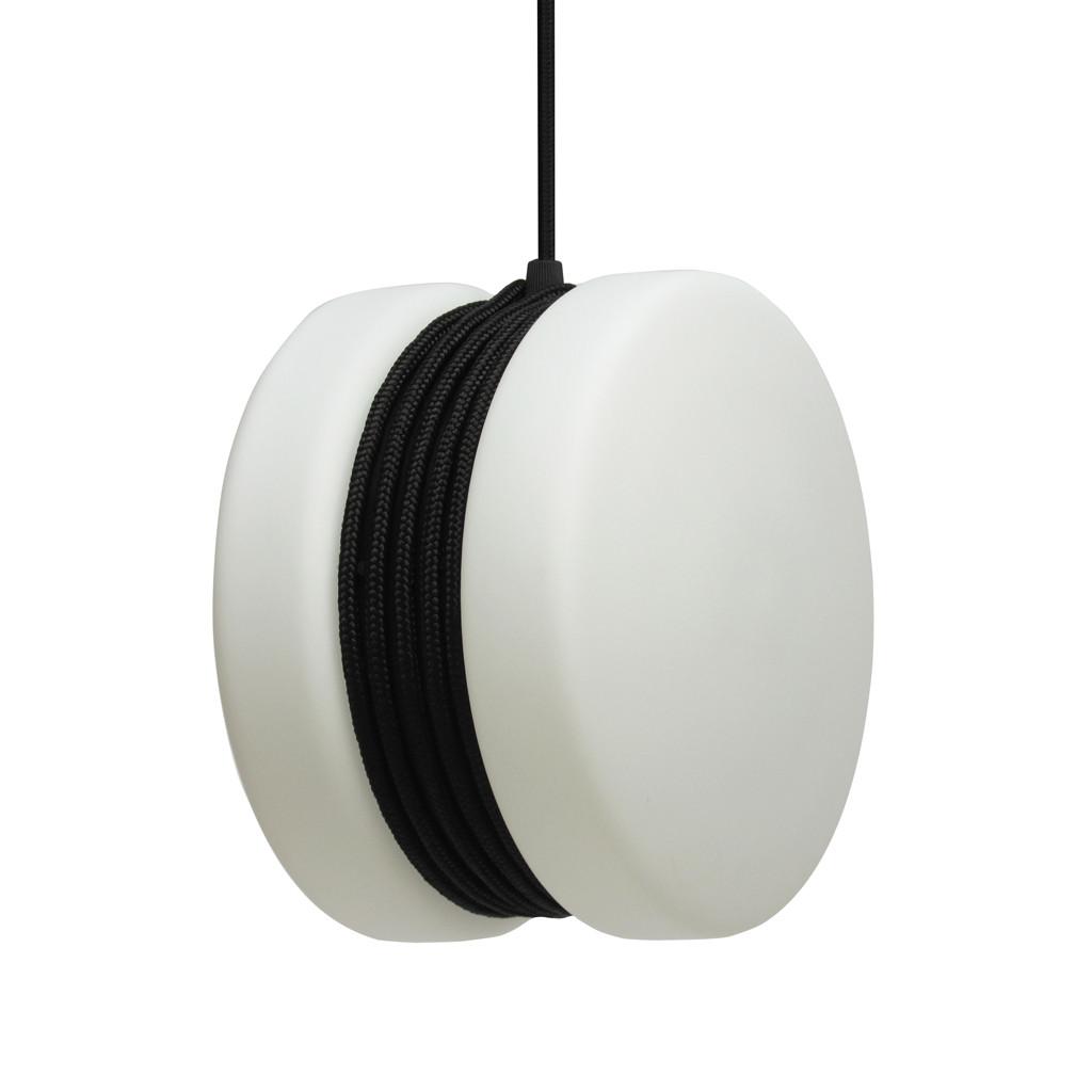 Luminária Pendente de Vidro Ioiô