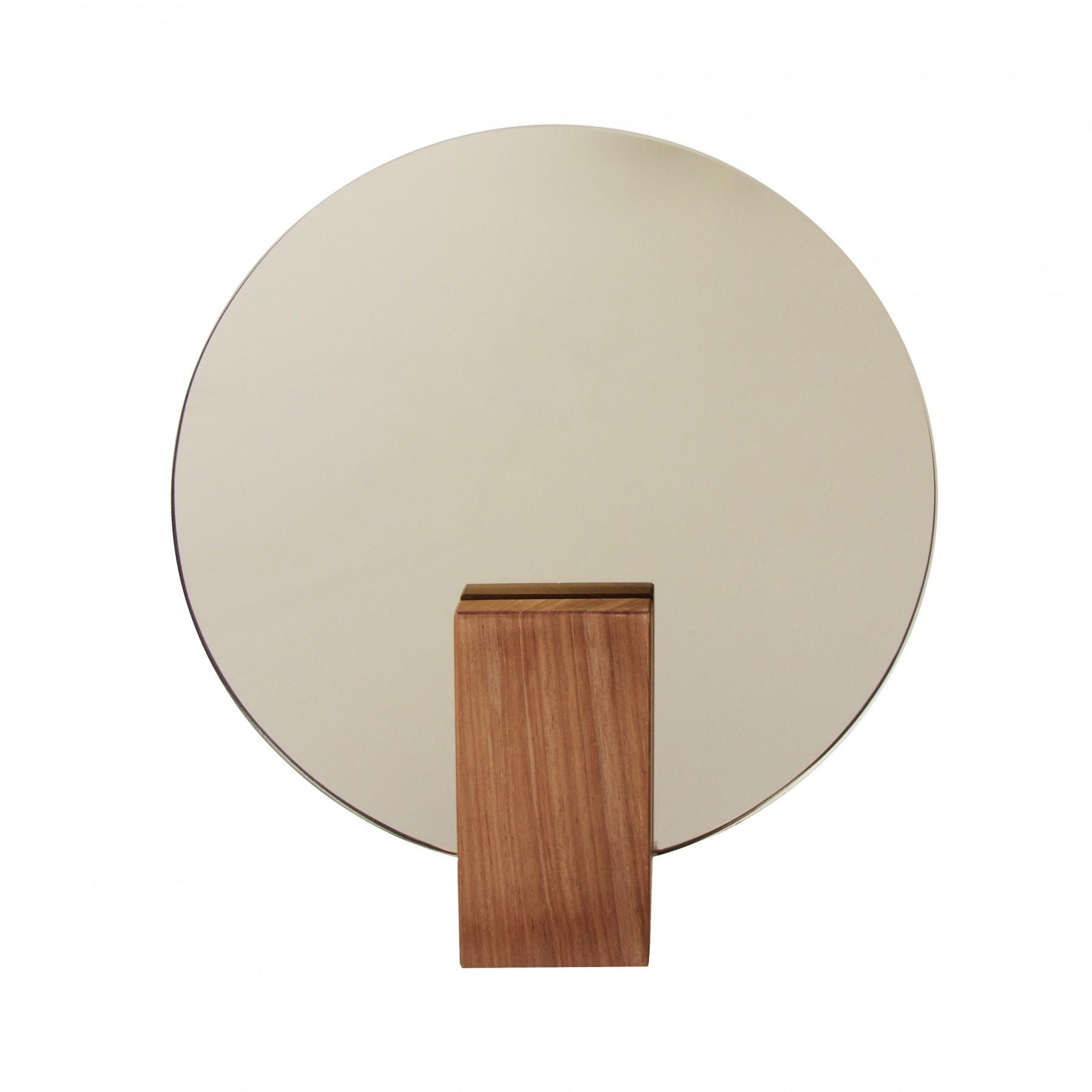 Mira Luminária de Mesa Arandela Espelho Hometeka