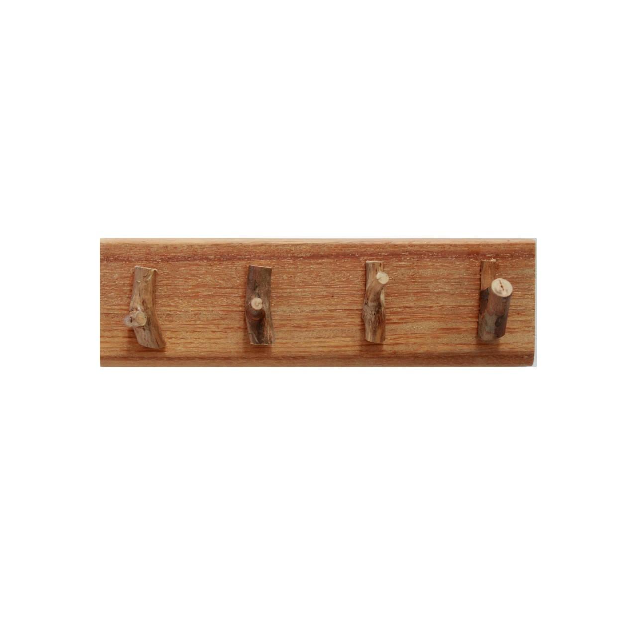 Suporte e Porta-chaves com Ganchos 04