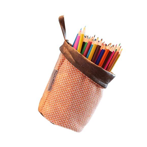 Porta-lápis com Alça