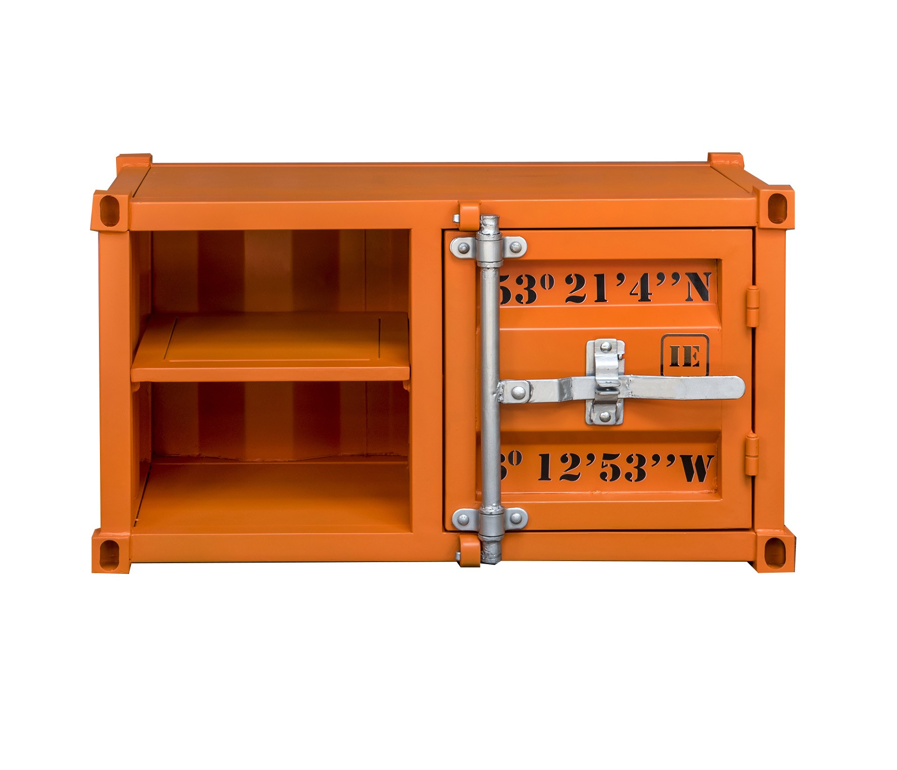 Rack Hertz Container