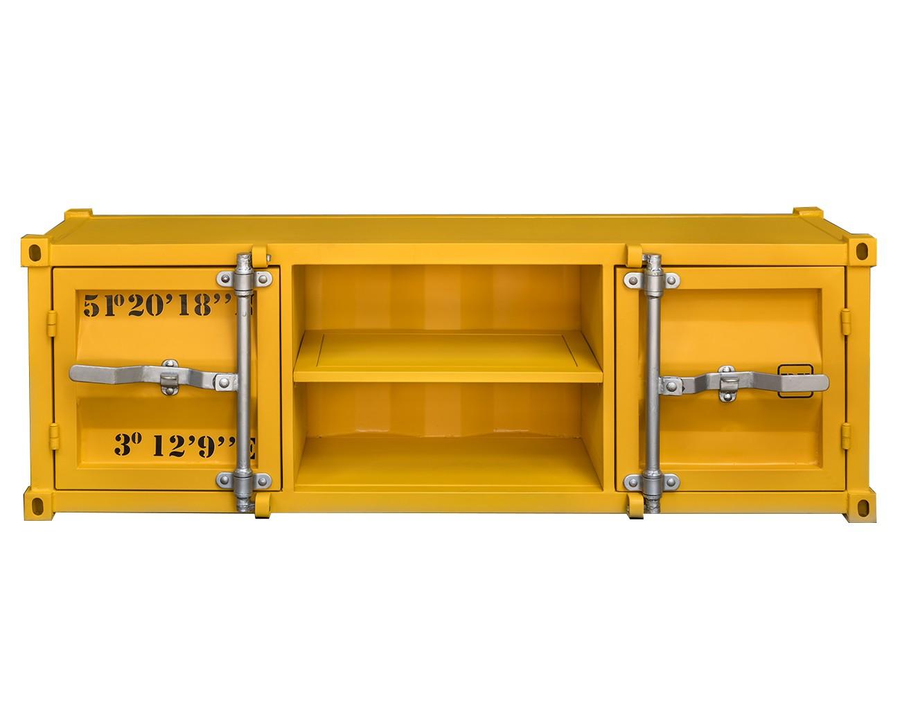 Rack em Aço de Containers Mega-hertz