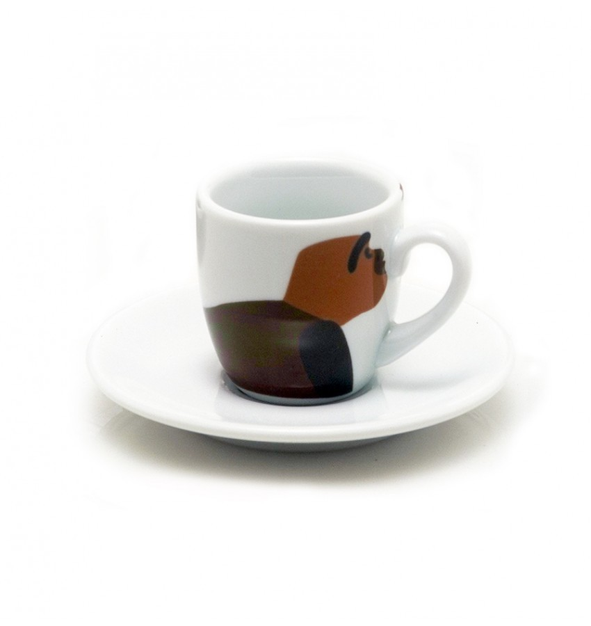 Xícara Café Macaco