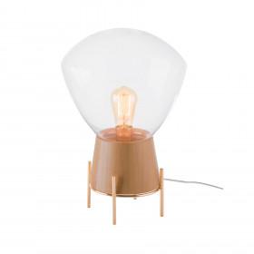 Luminária de Mesa em Madeira Luzeiro 3