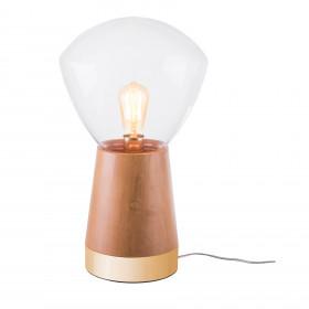 Luminária de Mesa em Madeira Luzeiro 4