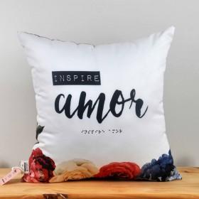Almofada Rosas | Inspire Amor