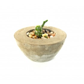 Bowl de Concreto Pequeno