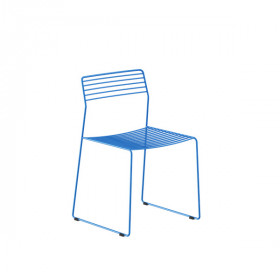 Cadeira em Aço Ida