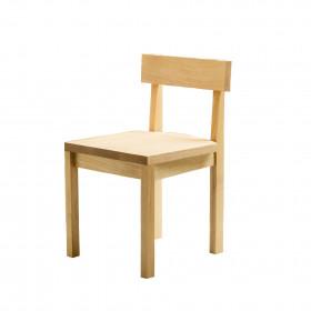 Cadeira em Madeira Maciça Tauarí Hele