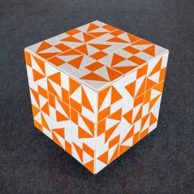 Cubo Point Laranja