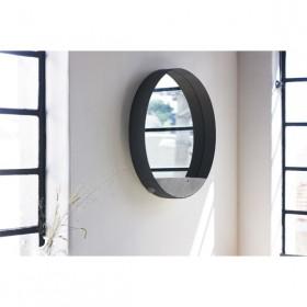 Espelho Loop Aço e Concreto