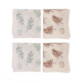 Kit guardanapos de tecido