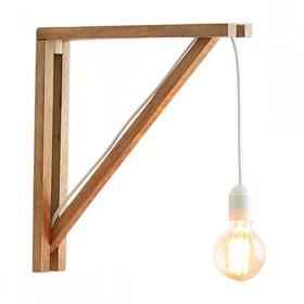 Luminária de Parede 2x2 G