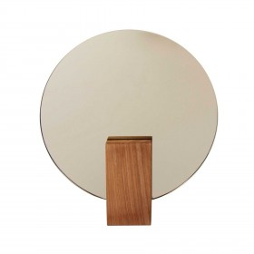 Mira Luminária de Mesa/Arandela/Espelho