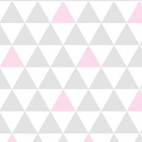 Papel de Parede Adesivo Picolé Off Rosê